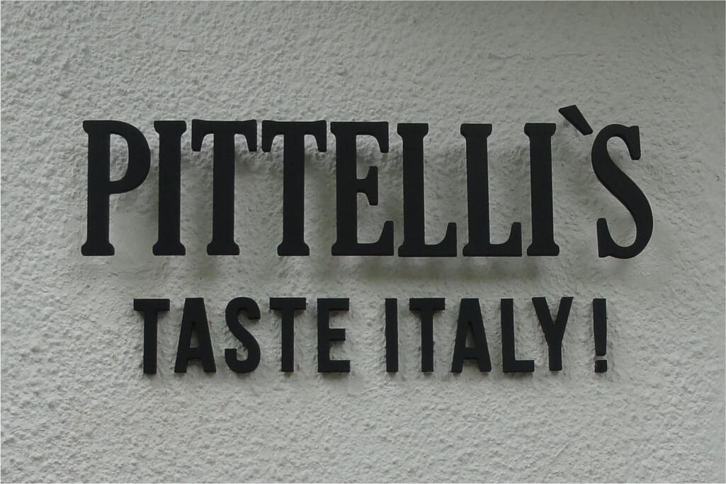 Altay Werbung_Buchstaben_PVC_Pittelli's